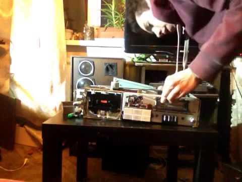 Ремонт магнитофона Яуза мп 221с