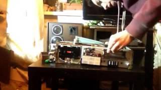 Ремонт магнітофона Яуза мп 221с