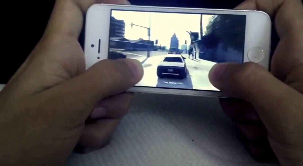 how to play gta 5 on ios