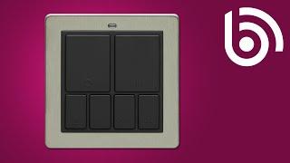 LightwaveRF: How to set up a Master Mood Switch