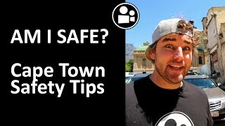 Is Cape Town Safe for Tourists?  Loads of Safety Tips & Advice