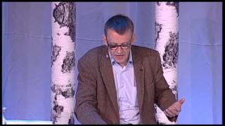 Hans Rosling at Global Health - beyond 2015