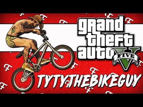 GTA 5: Extreme Wreckage Package, Movie Posters, TyTyTheBikeGuy, Teddy White (Online - Comedy Gaming)