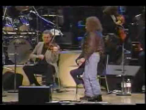 Roger Daltrey and John Entwistle Behind Blue Eyes Live at Carnegie Hall 1994