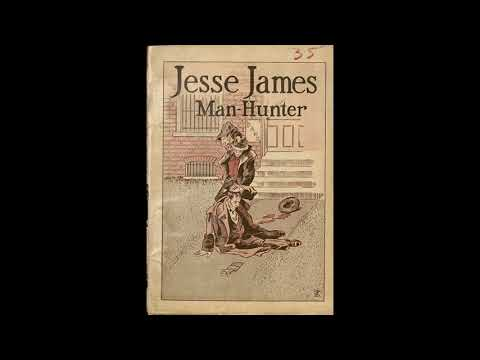 Jesse James I Frank Triplett I Classic Dime Novel Western I Audiobook I Ch. 1-10