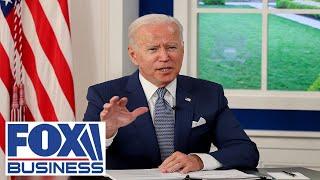 GOP senator slams Biden's 'very problematic' actions