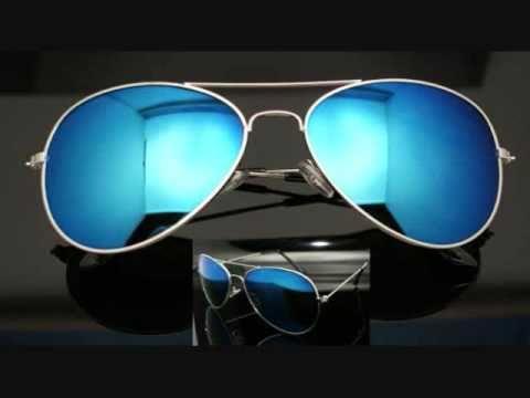 bdfc6ecee8 Blue Mirror Aviators - YouTube