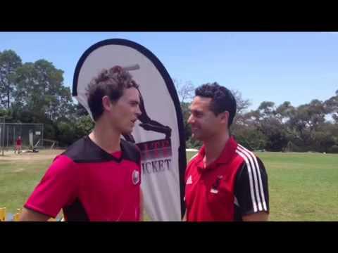 Steve O' Keefe and Wayne Holdsworth talk to Elite Cricket