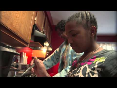 Adoption story of Traci Lucien