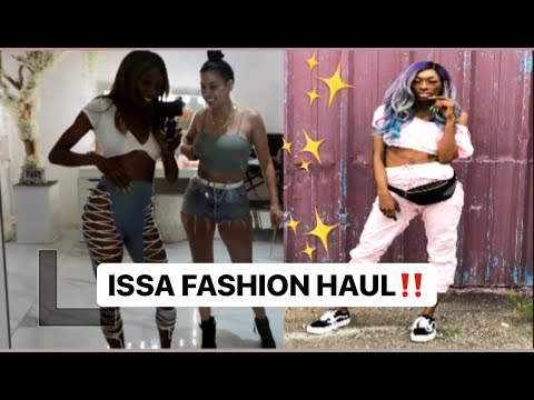 IN STORE FASHION  HAUL (JEWELRY AND CLOTHES) WITH PRINCESS P CLOSET