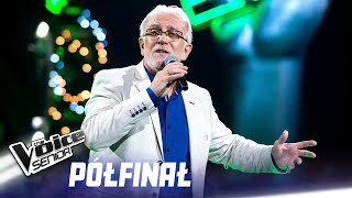 """Mieczysław Pernach - """"Święty czas"""" - Półfinał - The Voice Senior 1"""