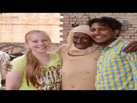 FB पर ब्राज़ील की छोरी को  मजदूर के लड़के से हुआ प्यार, शादी करने आयी इंडिय