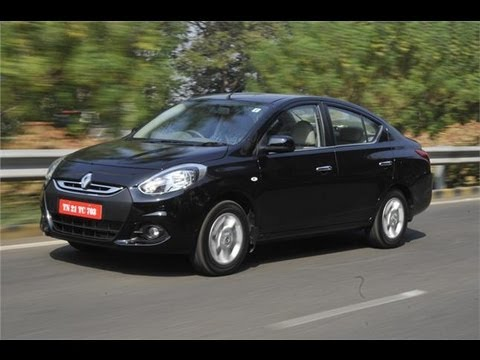 Renault Scala automatic video review by Autocar India