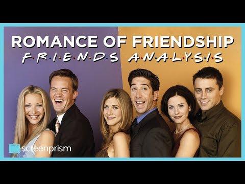 Friends: The Romance of Friendship   Video Essay
