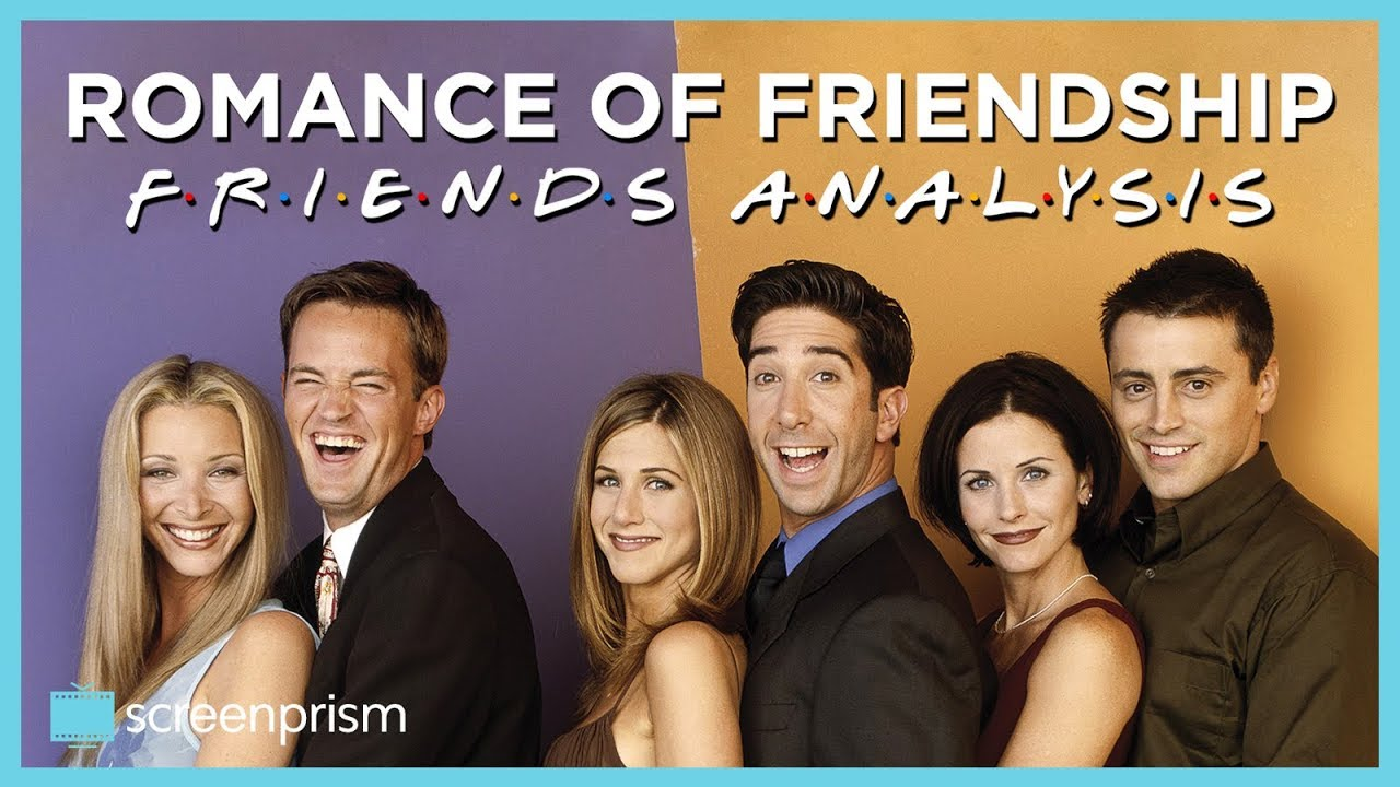 friends the r ce of friendship video essay  friends the r ce of friendship video essay