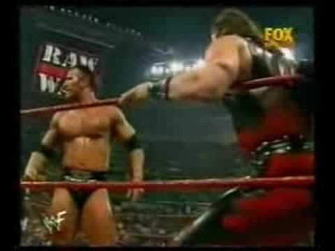 The Rock vs Kane vs Undertaker vs Big Show vs Mankind