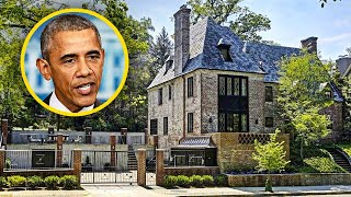 Where Do Former Presidents Live?