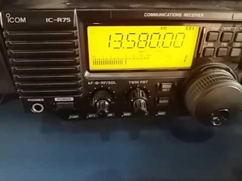 Radio Bangladesh Betar, Dhaka BANGLADESH - 13580 kHz