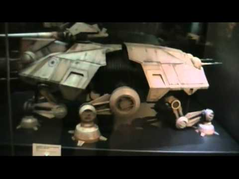 Star Wars Seattle  Pacific Science  Center Exhibition 8