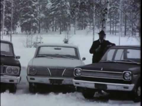 Moottoriruutu (Rambler American 1966)