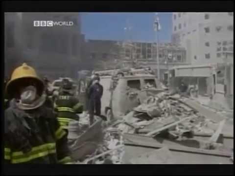 BBC World News on 9/11/2001, 4:30 - 5:00 p.m.
