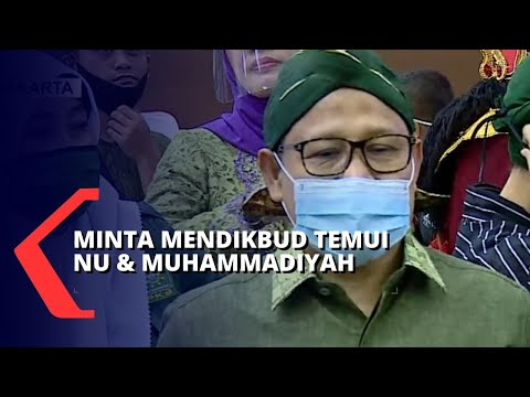 Salah Paham Pop, Cak Imin: Mendikbud Datanglah Ke Nu Dan Muhammadiyah