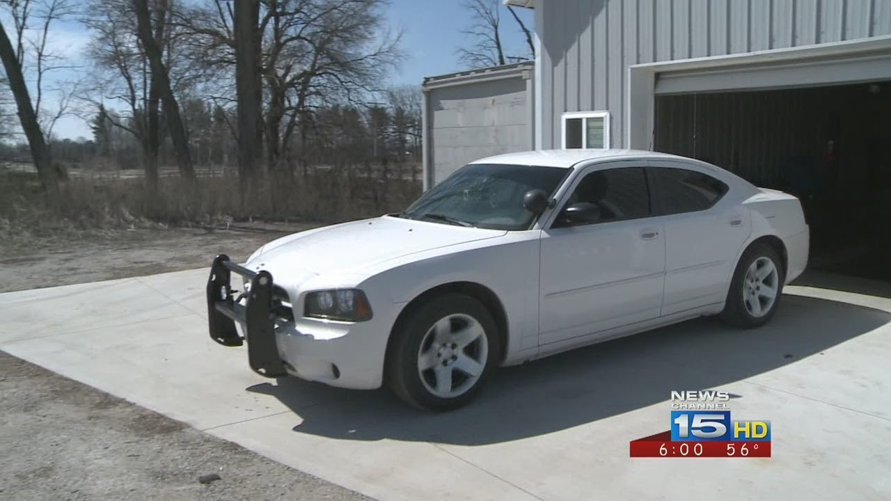 15 Finds Out: Adam Widener speaks with owner of fake cop car
