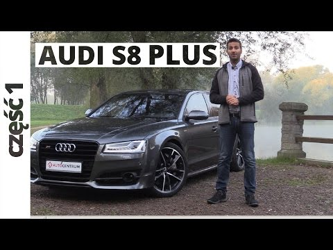 Audi S8 Plus 4.0 V8 605 KM, 2016 - test AutoCentrum.pl #296