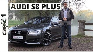 Audi S8 Plus 4.0 V8 605 KM, 2016 test AutoCentrum.pl 296