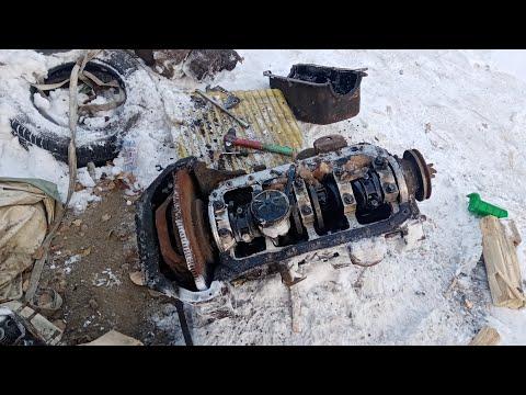 Ремонт двигателя газ 21