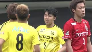 2018年5月20日(日)に行われた明治安田生命J1リーグ 第15節 名古屋vs...