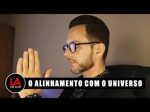 O ALINHAMENTO COM O UNIVERSO LEI DA ATRAÇÃO