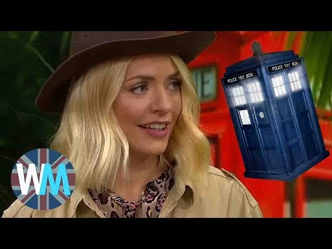 I'm a Celeb Line-up, Doctor Who's Rosa and New Top Gear Hosts? Weekly Lowdown Ep.2