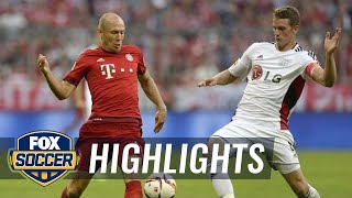 Video Gol Pertandingan FC Bayern Munchen vs Bayer Leverkusen