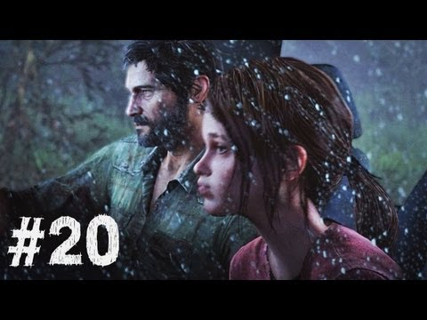 The Last of Us Gameplay Walkthrough Part 20 - Alone and Forsaken