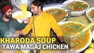 Pusa Road famous Subhash Ji kharode Wale ka tawa brain chicken Tikka