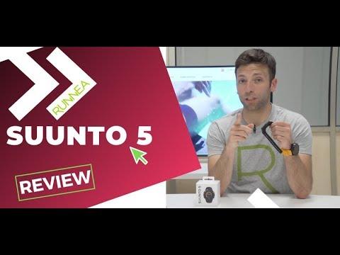 Suunto 5: Review en español del reloj deportivo finlandés