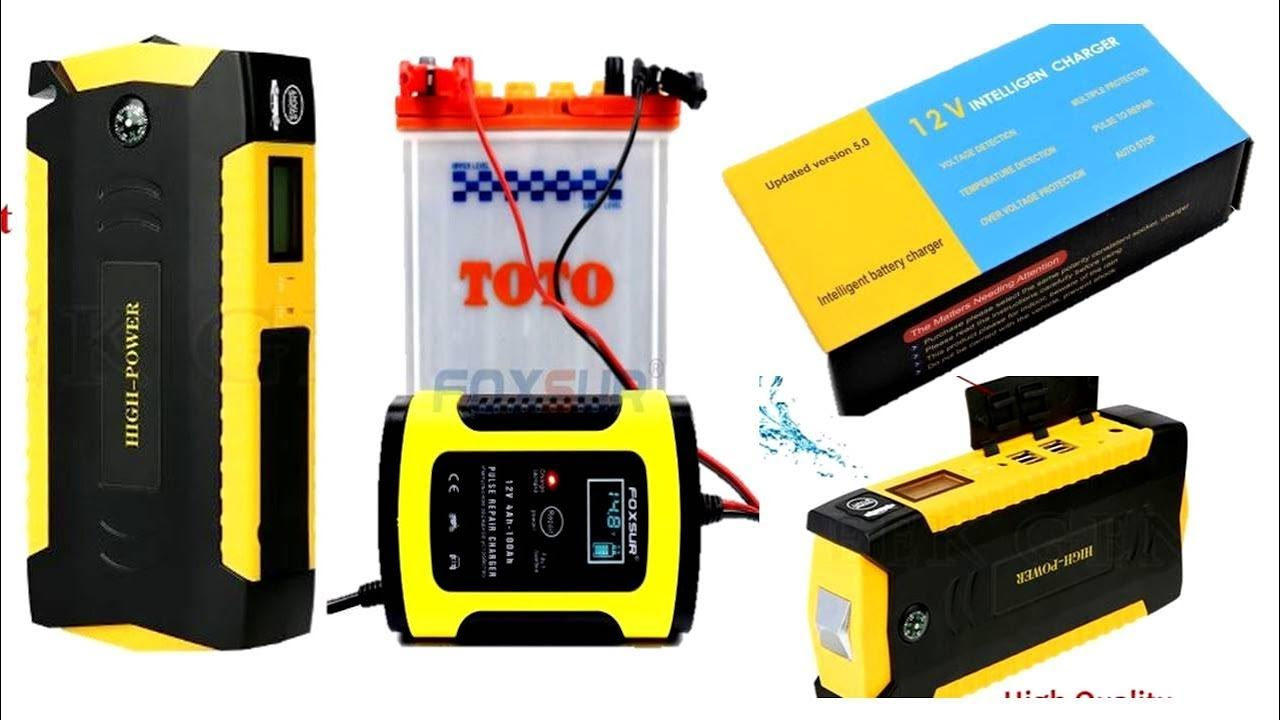 Car Battery Charger Reviews >> Best Portable Car Battery Charger Portable Battery Charger Reviews