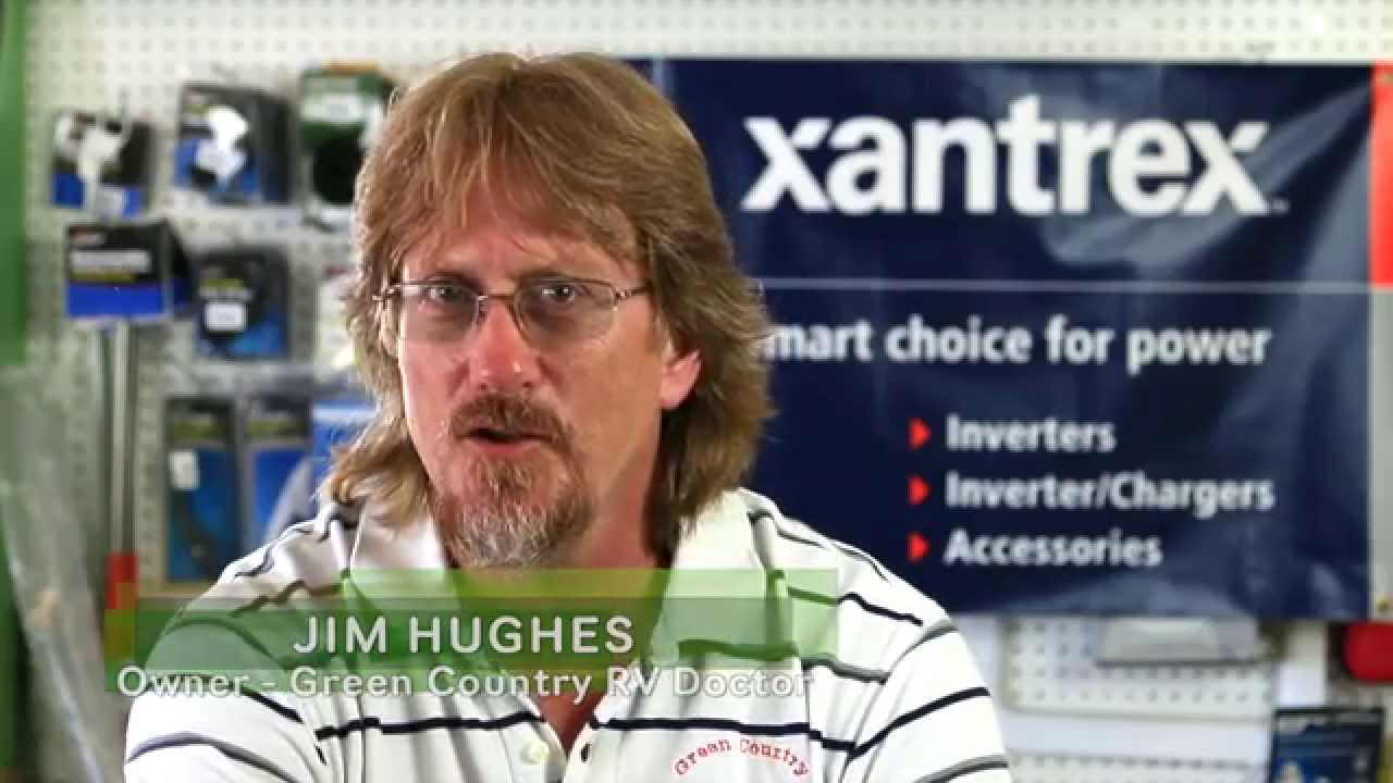 Xantrex Dealer Jim Hughes On Inverter Chargers Youtube Spa Gfci Wiring Diagram