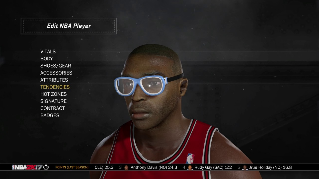 NBA 2K17 Horace Grant 92 93