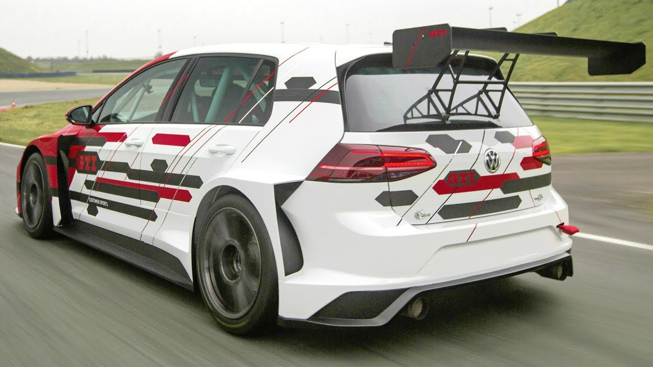 2018 volkswagen golf gti tcr 350 ps champion in new. Black Bedroom Furniture Sets. Home Design Ideas