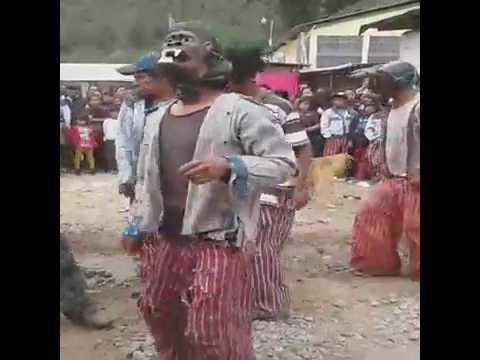 Baile de los IXCAMPORES DE TODOS SANTOS CUCHUMATAN 2017