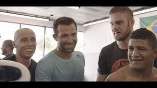 Life at the Combat Club: UFC vs Bellator Fighters Sparring