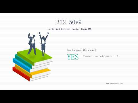 [ECCouncil] 312-50v9 CEH V9 Exam Dumps | Passtcert