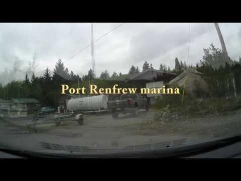 ultralapse Lake Cowichan to Port Renfrew 60p