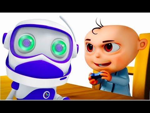 Zool Babies Robot Control Episode  Videogyan Kids s  Cartoon Animation Series For Children