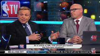 GameTime: David Griffin & Mike Fratello On How Pelicans Should Handle Anthony Davis