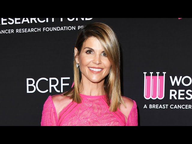 Olivia Jade's Mom Lori Loughlin Gets Released From Prison