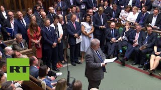 Ian Blackford heckled by Tory MP over 'loneliness of leadership'