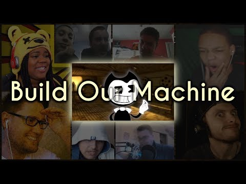 """Build Our Machine"" Song By DAGames (Reaction Mashup)"